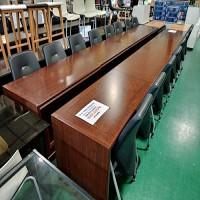 중역연결형회의테이블