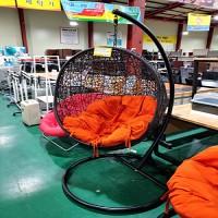 라탄 행거의자(그네의자)